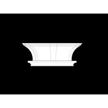 Капитель колонны 64.72.150.1