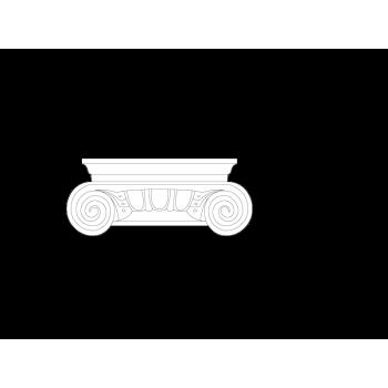 Капитель колонны 64.72.150.2