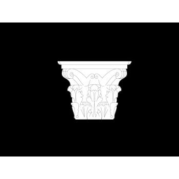 Капитель колонны 64.72.347
