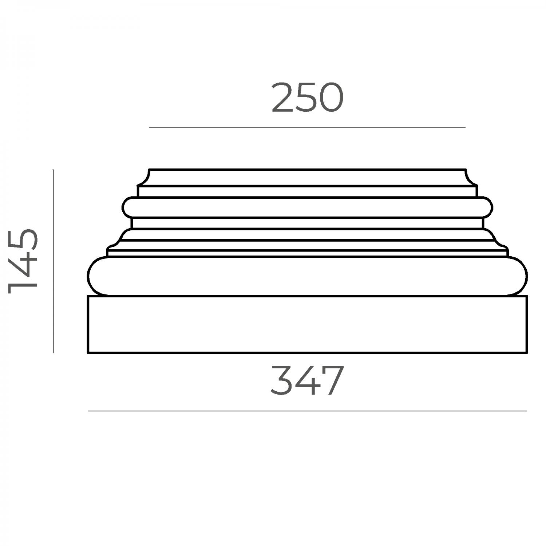 База колонны 64.71.145