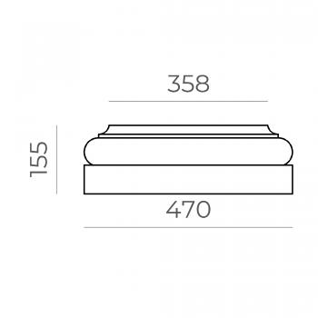 База колонны 64.71.155