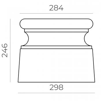 База колонны 64.71.246