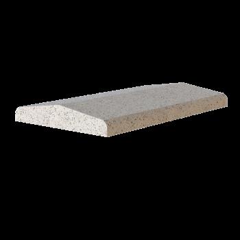 Двускатная накрывная плита 66.67.55