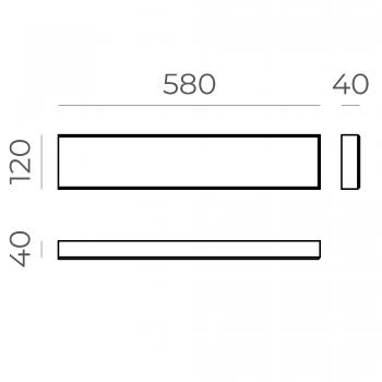 Рустовый камень 60.120.1